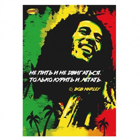 Постер Bob Marley А3