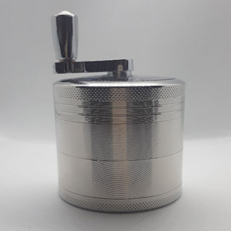 Гриндер алюминиевый