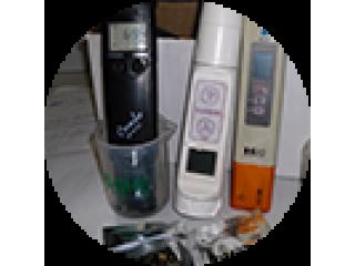 Калибровка pH и EC