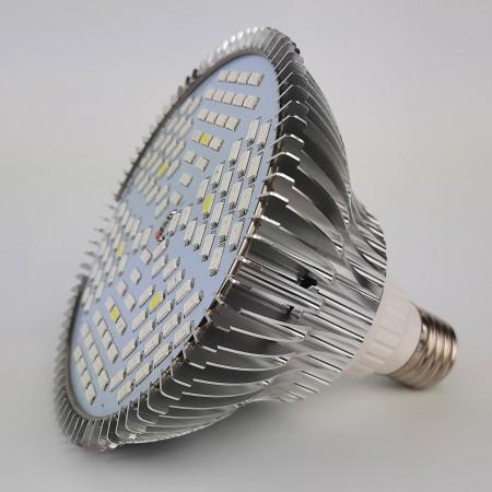 Full Spectrum LED Grow Light 78 Red 24 Blue 6 White 6IR 6UV